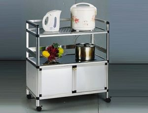 Aluminum kitchen cabinet trolley price review and buy in kuwait kuwait city ahmadi - Kitchen cabinets trolleys pictures ...