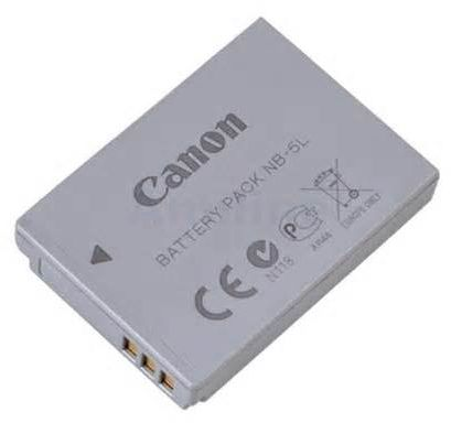 Camera NB 5L Battery NB5L For Canon IXUS 970 960 950 850 800 IS 900 Ti S100
