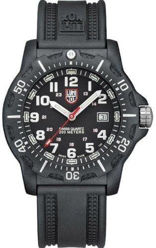 Luminox 8801 Mens Analog Polyurethane Watch