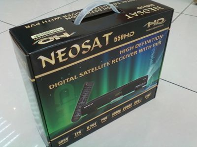 NEOSAT 550HD digital satellite receiver | KSA | Souq