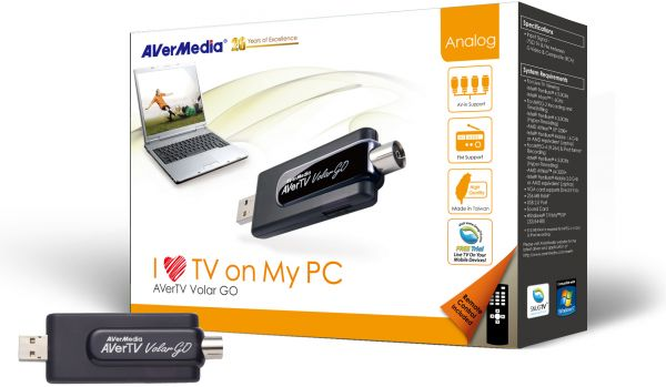 AVERMEDIA VOLAR GO WINDOWS 7 DRIVER