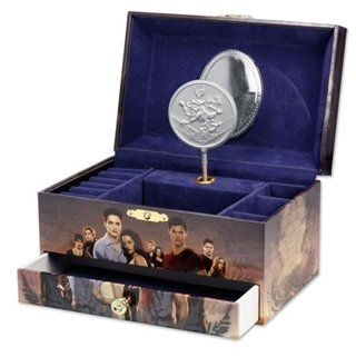 Twilight Breaking Dawn Music Jewelry Box price review and buy in