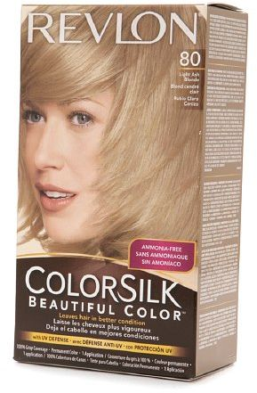 Revlon Colorsilk Hair Color Ammonia Free Light Brown 51