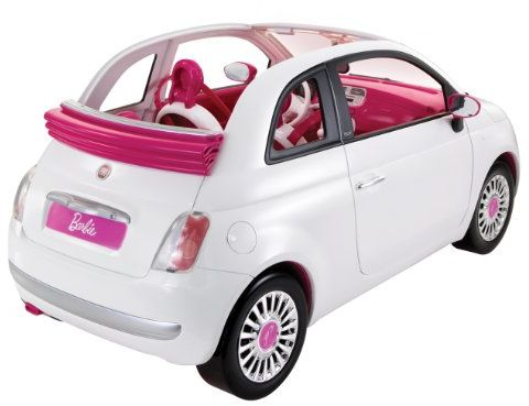 souq mattel barbie and fiat 500 kuwait. Black Bedroom Furniture Sets. Home Design Ideas
