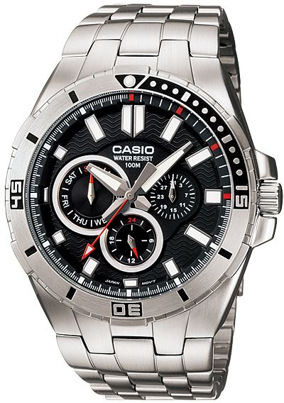 CASIO MTD-1060D-1AVDF MENS WATCH
