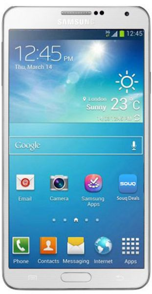 Samsung Galaxy Note 3 N9005 (32 GB, 4G LTE + Wifi, White)