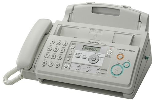 Souq Panasonic Kx Fp701 Fax Machine White Uae