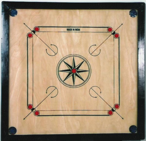 how to make carrom board