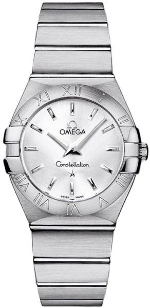 3c51e2be4828a Omega Constellation Steel Ladies Watch