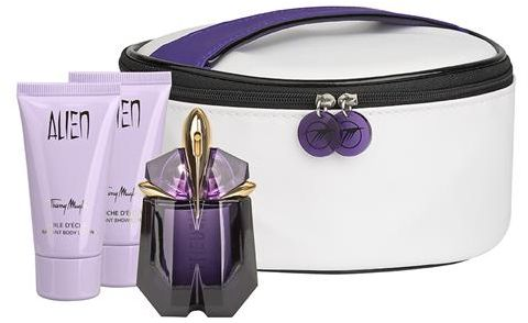 Thierry Mugler Alien Vanity Perfume Set for Women (30 ML EDP