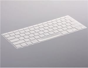 Washable Silicone Keyboard Cover For Macbook 13 Inch 15 Inchpro Air Retina (unibody) Us Layout [clear]