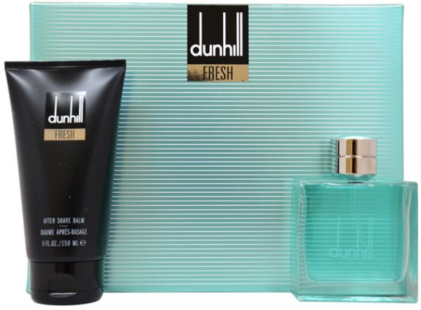 613f9e5c1 Dunhill Fresh Perfume Set for Men (100 ml EDT, 150 ml After Shave ...