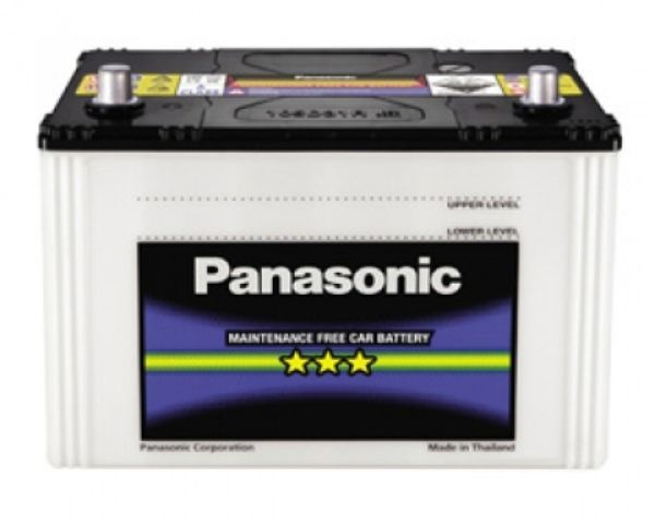 Panasonic 90 Ah 12v Mf Standard Car Battery Model N 105d31r Fs