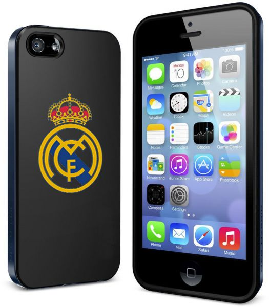 release date: 67bf1 7b92a Real Madrid C.F. cover case for Apple iPhone 5 5s