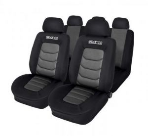 Buy Car Seat Cover Sparco Fh Group Fia Uae Souq Com