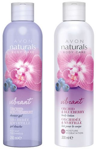 Avon Naturals Body Lotion Review