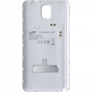 Samsung EP-CN900IWEGWW Wireless Charging Cover for Galaxy Note 3 (White)