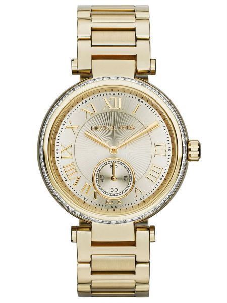 49b6cde17e8 Michael Kors Skylar Watch for Women - Analog Stainless Steel Band - MK5867