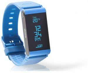 Withings Pulse O2 Fitness Tracker Blue