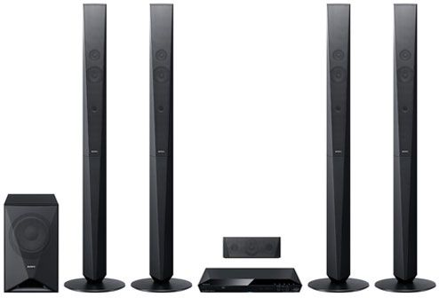 Souq   Sony 5.1 Channel DVD Home Theater System with Bluetooth ...