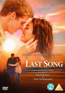 Buy The Last Song Dvd The The Paladin Cycle Uae Souqcom