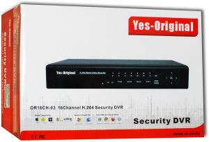 DVR 16 channel from yes original