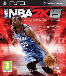 ba579bfc8d30ec NBA 2K15 by 2K Sports for PlayStation 3