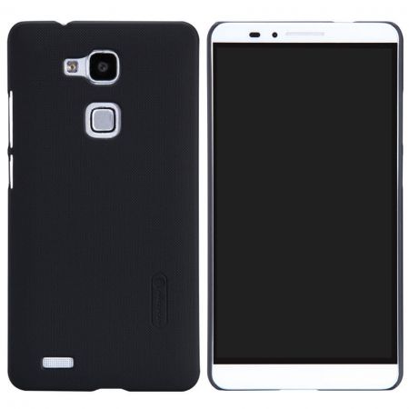 half off 08fc5 60aff Nillkin HUAWEI Ascend Mate 7 Frosted Shield Hard Case with Screen Protector  - Black