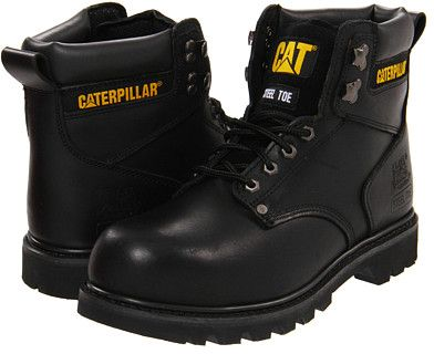 Caterpillar Safety Shoes Model Second Shift Black Size 43 Price Review And Buy In Kuwait ...