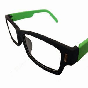 3a12a62044f6 frame Medical Glasses With Lens Clear And Color Ends Green Light