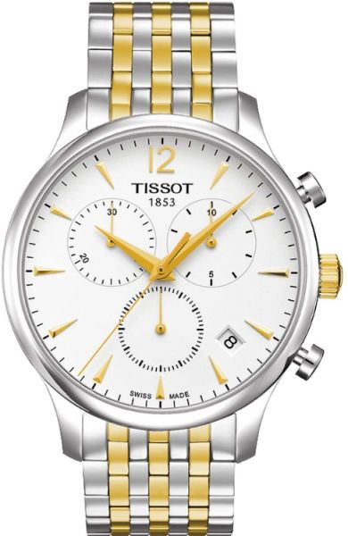 TISSOT WATCH TRADITION CHRONOGRAPH T063.617.22.037.00 MEN