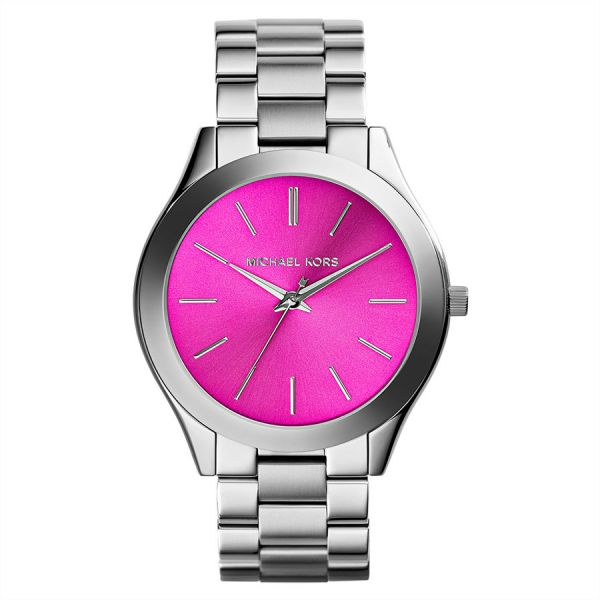 7e9b9e4a0833 Michael Kors Runway Watch for Women - Analog Stainless Steel Band - MK3291