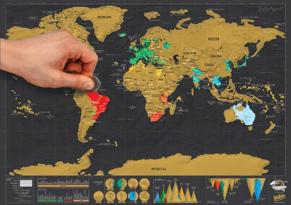 Souq scratch world map uae scratch world map gumiabroncs Choice Image