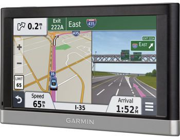 Garmin Nuvi 2597lmt With Full Europe Maps Free Lifetime Map Updates