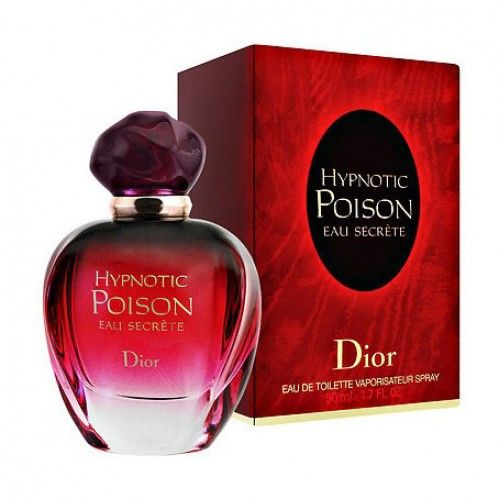b42fe8b1167a Christian Dior Hypnotic Poison Eau Secrete Spray for Women (50 ml ...