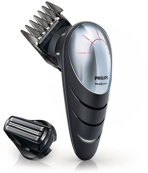 Souq philips qc5580 hair clipper with head shave attachment 14 philips qc5580 hair clipper with head shave attachment 14 built in length settings cordedcordless solutioingenieria Images