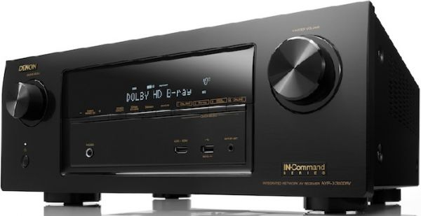 Denon AVR-X3100W BK (7 2 Channel Full 4K Ultra HD A/V Receiver with  Bluetooth and WiFi)