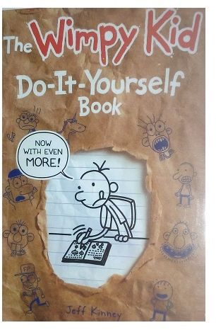 The wimpy kid do it yourself book price review and buy in kuwait this item is currently out of stock solutioingenieria Gallery