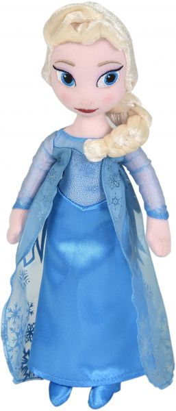 13f1f1876cd Disney Frozen Elsa Plush Toy