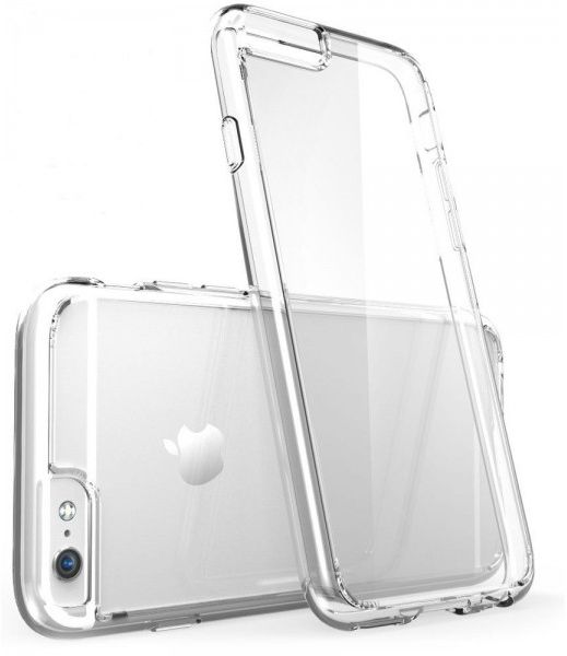 10b05ebb231 Transperent TPU Silicone Clear Back Cover For iPhone Six 6 4.7Inch ...