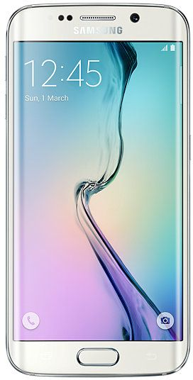 Samsung Galaxy S6 Edge 32gb 4g Lte White Souq Uae