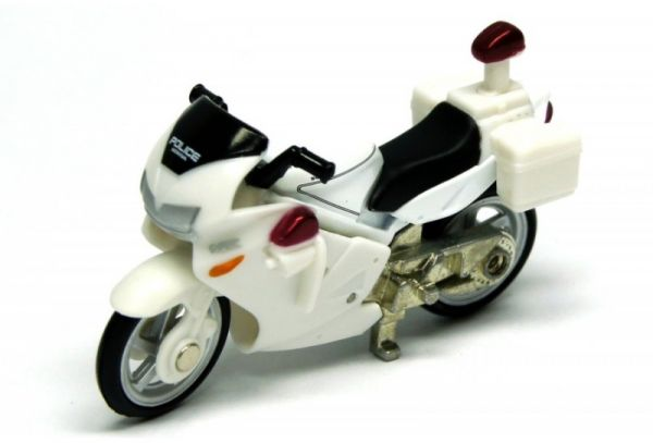 Tomica Honda Vfr Police Toy Bike White Nb909961 Price Review And