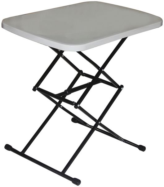 Superieur Multi Function Adjustable Folding Table [FS3644]
