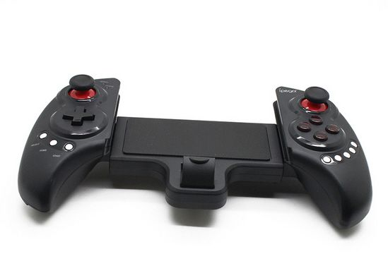 iPega PG-9023 Wireless Bluetooth Game Controller Gamepad for Android & iOS  Device - Black