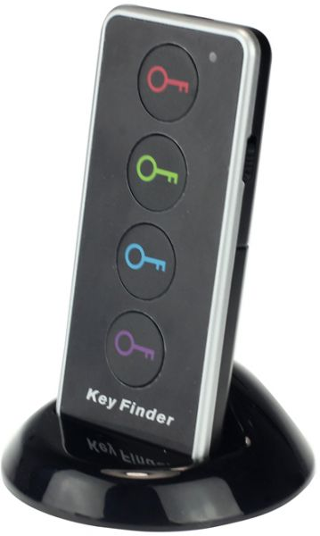 Wireless Lost Key Finder Locator Find Car Key Locater Alarm Keychain Pop