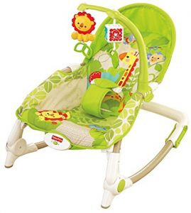 0140bde29 Buy fisher price babys bouncer green