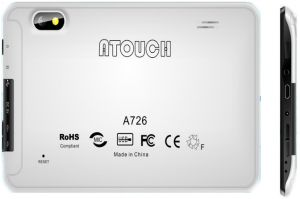 Atouch a726 firmware