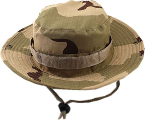 a2038615b0c02 Bucket Hat Boonie Hunting Fishing Outdoor Cap - Wide Brim Military Boonie  Hat desert