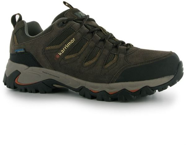 68f85d38f43 Karrimor Mount Low Mens Walking Shoes