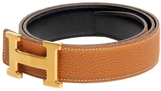 Hermes Orange Leather Belt For Men price, review and buy ...